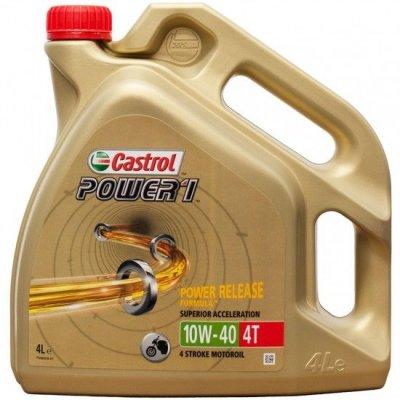 CASTROL 4T POWER 10W-40 4L
