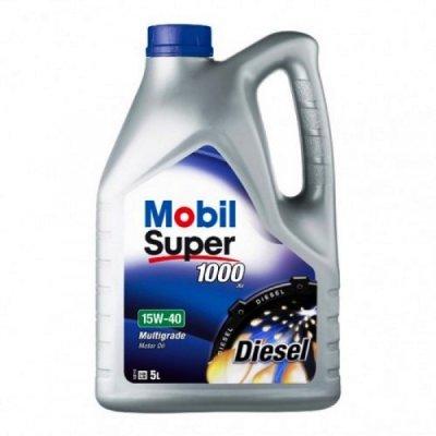 MOBIL SUPER 1000 X1 DIS 15W-40 5L