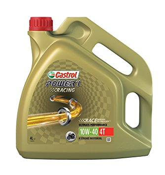 CASTROL 4T POWER RACING 10W-40 4L