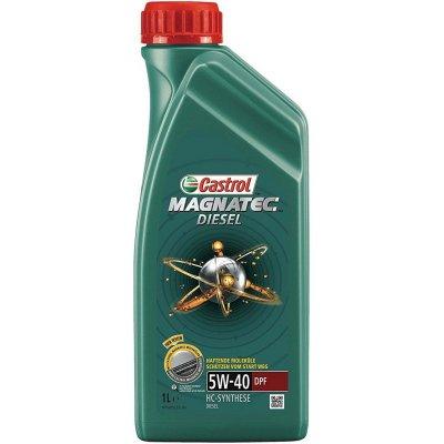 CASTROL MAGNATEC 5W-40 DPF 1L