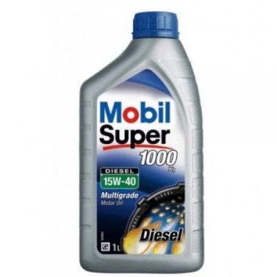 MOBIL SUPER 1000 X1 DIS 15W-40 1L