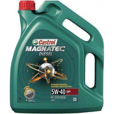 CASTROL MAGNATEC 5W-40 DPF 5L