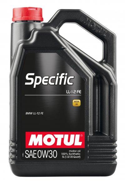 SPECIFIC LL-12 FE 0W-30 5L