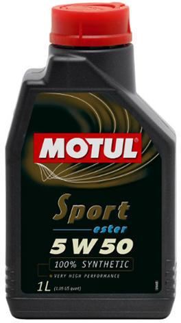 SPORT 5W-50 1L