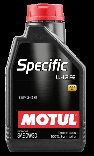 SPECIFIC LL-12 FE 0W-30 1L