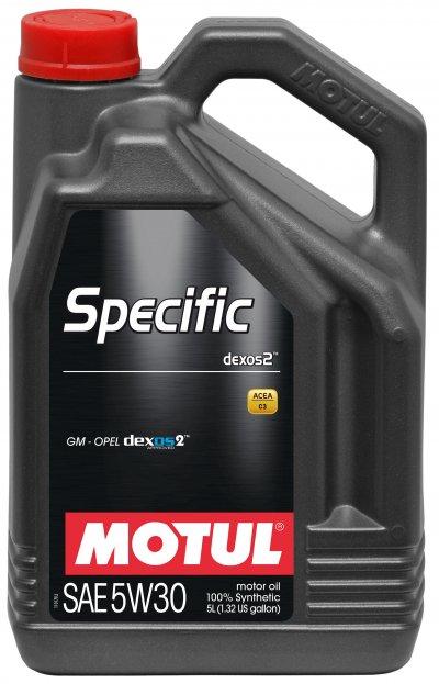SPECIFIC DEXOS2 5W-30 5L