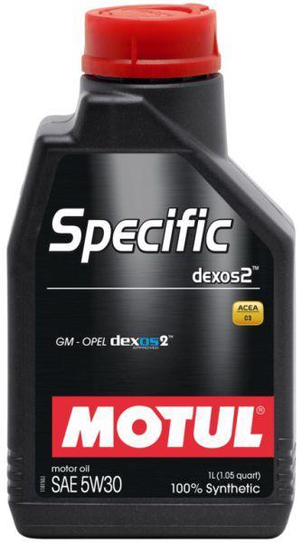 SPECIFIC DEXOS2 5W-30 1L