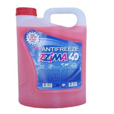 Антифриз 5 литра -40 градуса