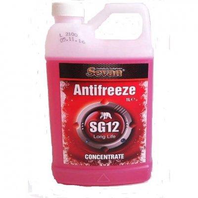 Антифриз 1 литър -74 градуса