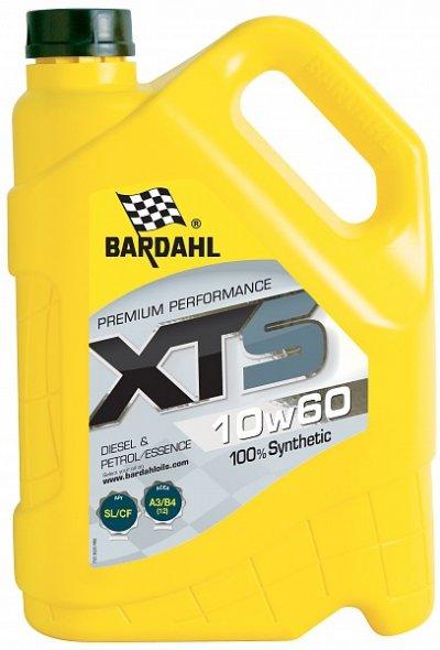 Bardhal XTS 10W-60 4L