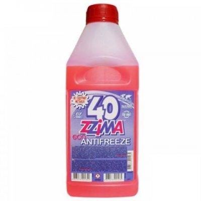 Антифриз 1 литър -40 градуса