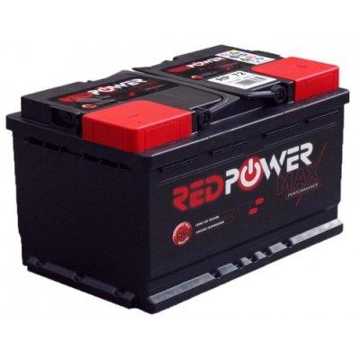 RED POWER 55AH 480A R+ 241X175X175