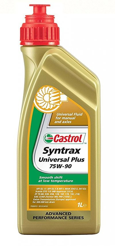 CASTROL SYNTRANS UNIVERSAL PLUS 75W-90 1L