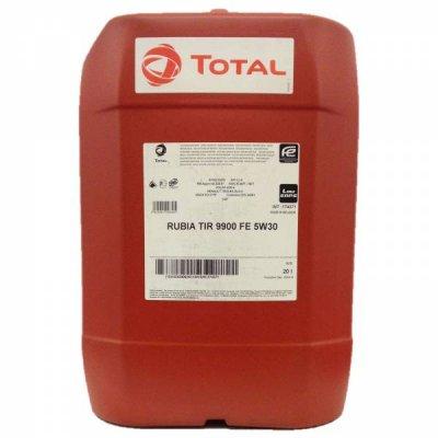TOTAL RUBIA TIR 9900 5W-30 20L
