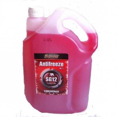 Антифриз 4 литра -74 градуса