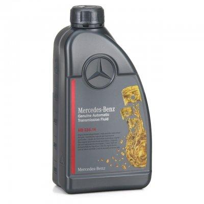 Масло за автоматична скоростна кутия Mercedes Benz 236.14