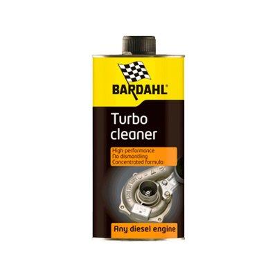 Bardahl - Turbo Cleaner - Почистване на турбо, BAR-3206