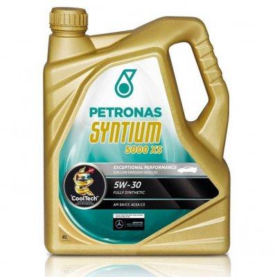 PETRONAS Syntium 5000 XS 5W-30 C3 4L