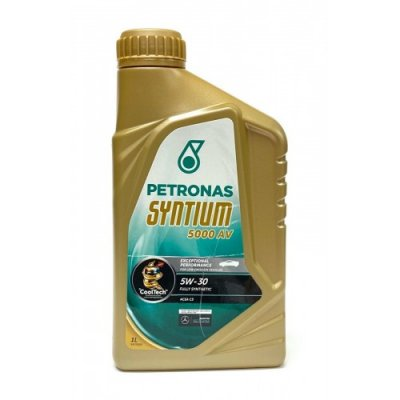 PETRONAS Syntium 5000 AV 5W-30 C3 1L