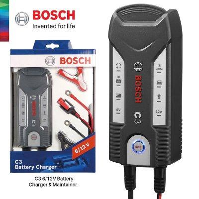 Зарядно устройство за акумулатор BOSCH C3