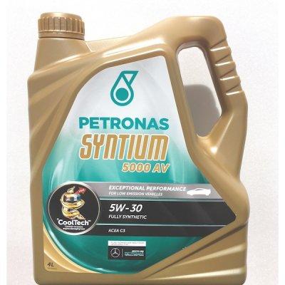PETRONAS Syntium 5000 AV 5W-30 C3 4L