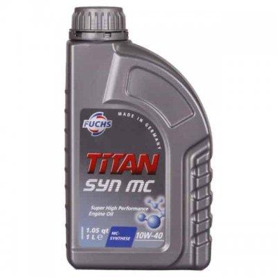 TITAN Syn MC 10W-40 - 1L