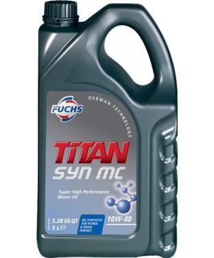 TITAN Syn MC 10W-40 - 5L