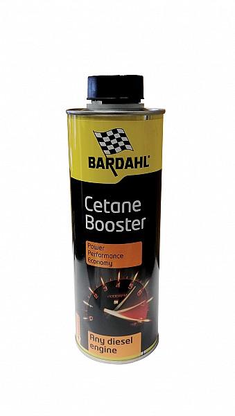 Bardahl Cetane Booster - Повишаване на цетановото число на дизела с 5 пункта, BAR-2305