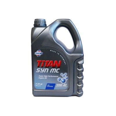 TITAN Syn MC 10W-40 - 4L