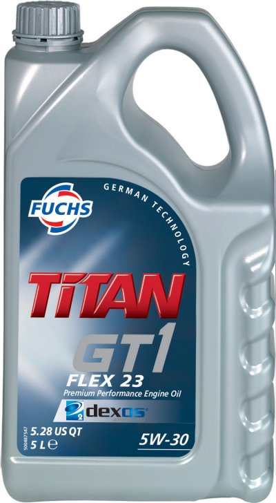 TITAN GT1 FLEX 23 5W-30 - 5L